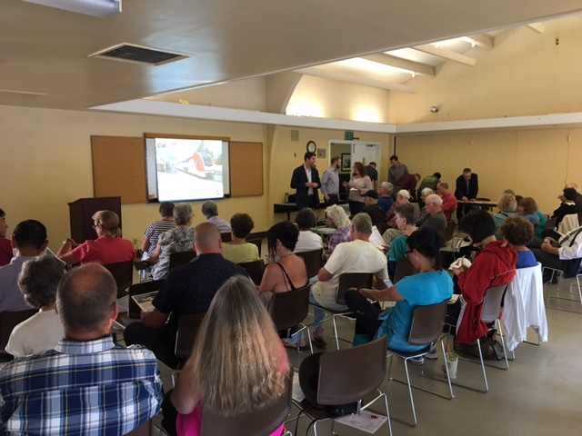 Burlingame Community Meeting