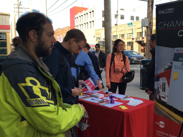 CalMod Station Outreach Events: May 2019