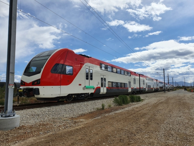 First Trainset on SLC Test Track – May 2020(10)