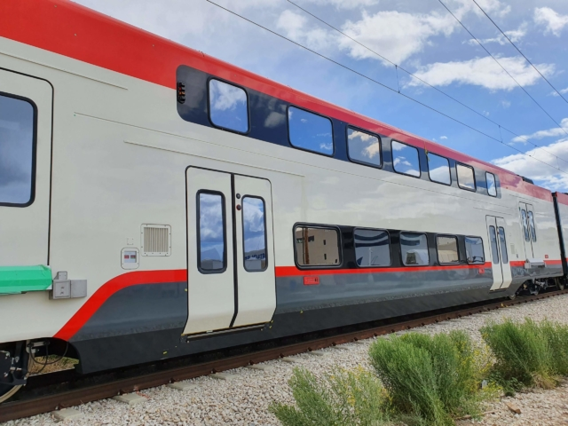 First Trainset on SLC Test Track – May 2020(6)