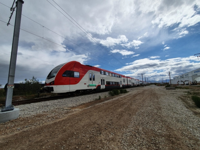 First Trainset on SLC Test Track – May 2020(9)