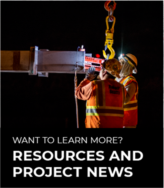 Want to learn more? Resources and Project News