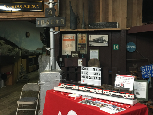 South Bay Historical Railroad Open House and Train Show