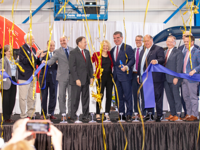 Stadler US Manufacturing Facility Grand Opening: May 2019