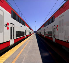 photo of calmod trains