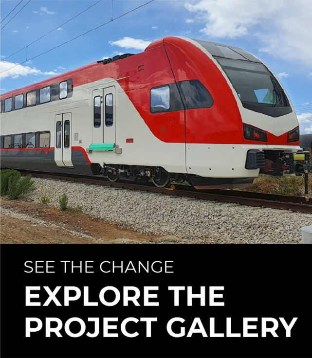 See the change: Explore the project gallery